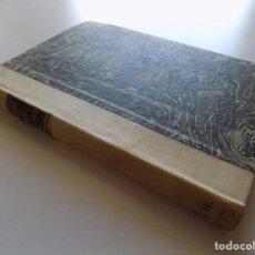 Libros antiguos: LIBRERIA GHOTICA. EDICIÓN LUJOSA EN PERGAMINO DE NOVALIS.ENRIC D ´OFTERDINGEN.1907.. Lote 201987102