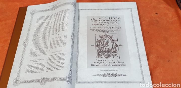 Libros antiguos: El Ingenioso Hidalgo don Quixote de la mancha- gran formato.ilustraciones de Gustavo Doré, Pisan. - Foto 4 - 202311211