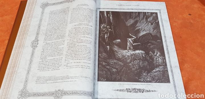 Libros antiguos: El Ingenioso Hidalgo don Quixote de la mancha- gran formato.ilustraciones de Gustavo Doré, Pisan. - Foto 8 - 202311211