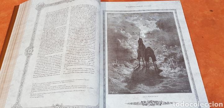 Libros antiguos: El Ingenioso Hidalgo don Quixote de la mancha- gran formato.ilustraciones de Gustavo Doré, Pisan. - Foto 11 - 202311211