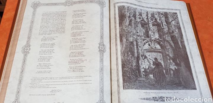 Libros antiguos: El Ingenioso Hidalgo don Quixote de la mancha- gran formato.ilustraciones de Gustavo Doré, Pisan. - Foto 12 - 202311211