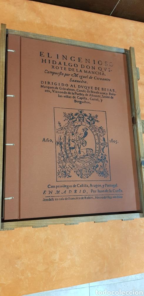 Libros antiguos: El Ingenioso Hidalgo don Quixote de la mancha- gran formato.ilustraciones de Gustavo Doré, Pisan. - Foto 14 - 202311211