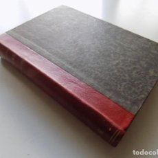 Libros antiguos: LIBRERIA GHOTICA. EDICIÓN EN PIEL DE LEÓNIDAS ANDREEV. LOS SIETE AHORCADOS.1920.. Lote 202520272