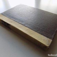 Libros antiguos: LIBRERIA GHOTICA. LUJOSA EDICIÓN EN MEDIO PERGAMINO DE LOPE DE VEGA. LA ESTRELLA DE SEVILLA. 1940.. Lote 202521275
