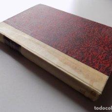 Libros antiguos: LIBRERIA GHOTICA. LUJOSA EDICIÓN EN PERGAMINO DE EL LICENCIADO VIDRIERA DE AZORIN.1921.. Lote 202833166