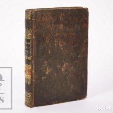 Libros antiguos: LIBRO OBRAS COMPLETAS DE MIGUEL DE CERVANTES. TOMO II, NOVELAS EJEMPLARES - IMP. C. Y J. MAYOL, 1842. Lote 202956956