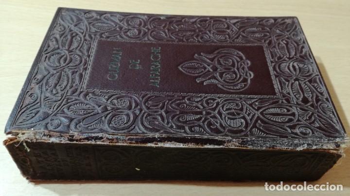 GUZMAN DE ALFARACHE - MATEO ALEMAN - RENACIMIENTO - 1912 / S-201 (Libros antiguos (hasta 1936), raros y curiosos - Literatura - Narrativa - Clásicos)