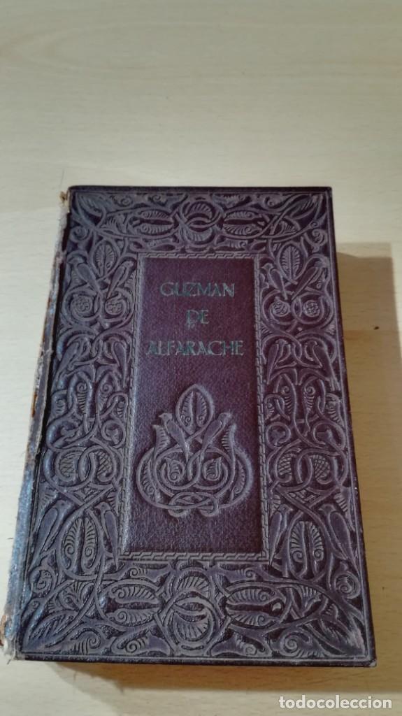 Libros antiguos: GUZMAN DE ALFARACHE - MATEO ALEMAN - RENACIMIENTO - 1912 / S-201 - Foto 3 - 203194256