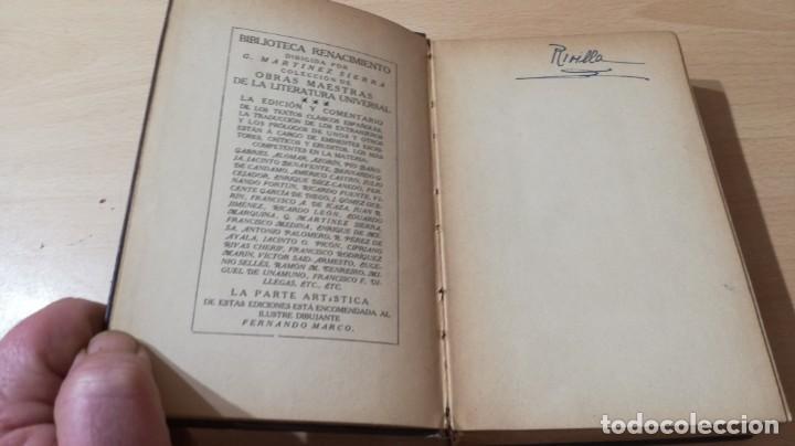 Libros antiguos: GUZMAN DE ALFARACHE - MATEO ALEMAN - RENACIMIENTO - 1912 / S-201 - Foto 8 - 203194256
