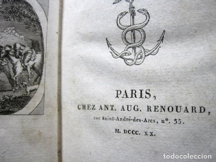 Libros antiguos: Año 1820 Quijote 3 vols. El ingenioso Hidalgo don Quijote de la Mancha Cervantes Grabados Quixote - Foto 23 - 235296155