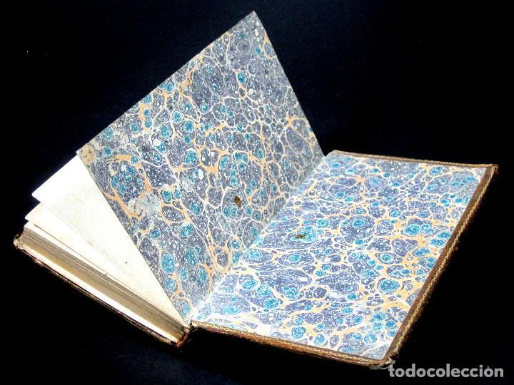 Libros antiguos: Año 1820 Quijote 3 vols. El ingenioso Hidalgo don Quijote de la Mancha Cervantes Grabados Quixote - Foto 3 - 235296155