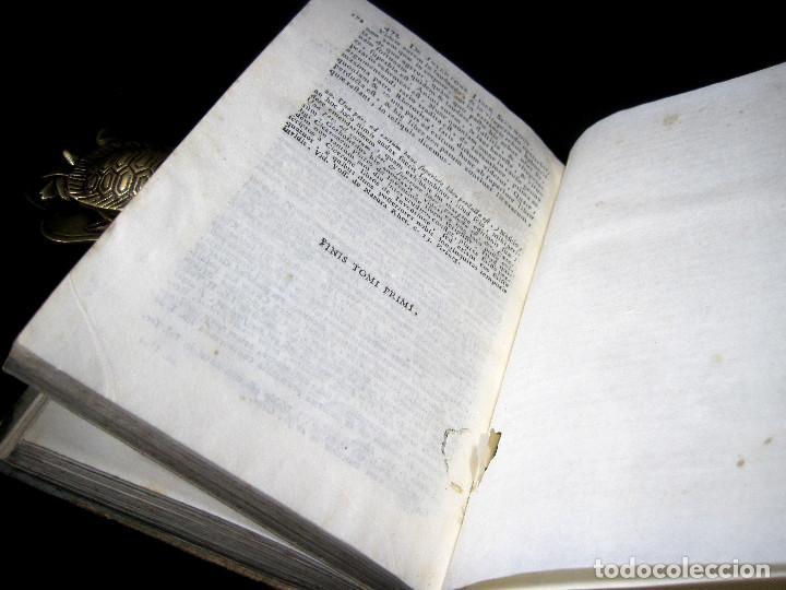 Libros antiguos: Año 1731 Ciceronis Historia De Inventione Rhetoricorum Antigua Roma Venecia Cicerón - Foto 13 - 203813502