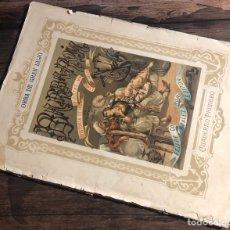 Libros antiguos: BARBAROJA, HISTORIA DE LOS DOS PIRATAS MAS CELEBRES DEL MUNDO, (FELPE GONZALEZ ROJAS).. Lote 203955660