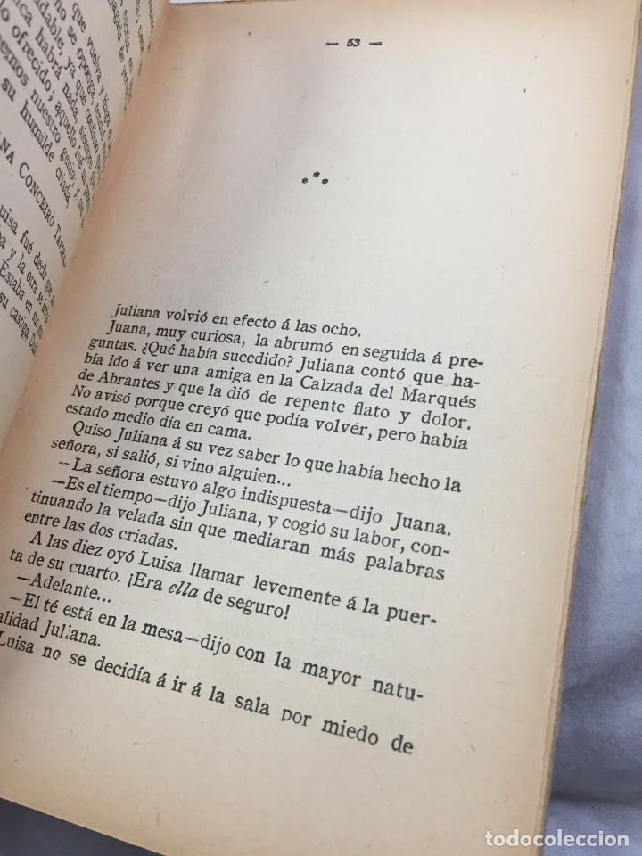 Libros antiguos: El primo Basilio. Eça de QUEIROZ, Tomo segundo, Traducción Valle Inclán Casa Editorial Maucci, 1904 - Foto 7 - 204355377