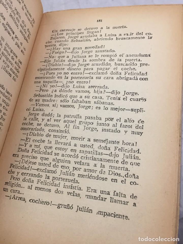 Libros antiguos: El primo Basilio. Eça de QUEIROZ, Tomo segundo, Traducción Valle Inclán Casa Editorial Maucci, 1904 - Foto 10 - 204355377