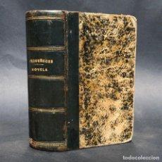 Libros antiguos: SIGLO XIX - PEQUEÑECES - COLOMA - MEDIA PIEL - NOVELA. Lote 204435826