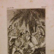 Libros antiguos: LES AVENTURES DE TÉLÉMAQUE, FILS D'ULISSE, FENELON. BARCELONA, 1841. Lote 204465977