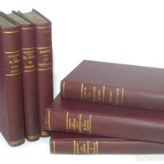Libros antiguos: 1934 - PEDRO ANTONIO DE ALARCÓN - LOTE DE 6 LIBROS - LITERATURA ESPAÑOLA, NARRATIVA, REALISMO. Lote 204513995