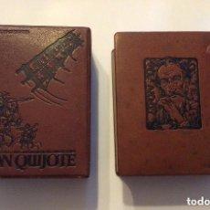 Libros antiguos: EL INGENIOSO HIDALGO DON QUIJOTE DE LA MANCHA. - EDICIÓN IV CENTENARIO / CON 356 GRABADOS DE DORÉ E. Lote 204662737