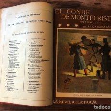 Libros antiguos: LA NOVELA ILUSTRADA, 2ª EPOCA, (VICENTE BLASCO IBAÑEZ). Lote 204971972