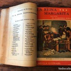 Libros antiguos: LA NOVELA ILUSTRADA, 2ª EPOCA, (VICENTE BLASCO IBAÑEZ). Lote 204973652