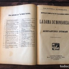 Libros antiguos: LA NOVELA ILUSTRADA, 2ª EPOCA, (ESPAÑOLA-AMERICANA). Lote 204974077