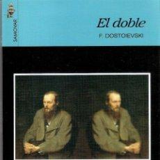 Libros antiguos: EL DOBLE - F. DOSTOIEVSK. Lote 204988967
