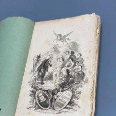 Libros antiguos: EL PARNASO ESPAÑOL Y MUSAS CASTELLANAS - FRANCISCO DE QUEVEDO Y VILLEGAS - BARCELONA 1866. Lote 205005708