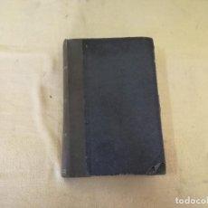 Libros antiguos: S. XIX, OBRAS DE JULIO VERNE, RAMÓN SOPENA, BARCELONA, ENCUADERNACIÓN EDITORIAL. Lote 205049325