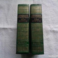 Libros antiguos: CERVANTES. DON QUIJOTE DE LA MANCHA. 1972. ILUSTRADO POR LOZANO OLIVARES.. Lote 205170096