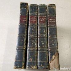 Libros antiguos: BYRON'S WORKS - 4 VOLÚMENES - PRINCIPIOS DEL SIGLO XIX. Lote 205298785