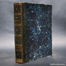 Libros antiguos: 1849 REVISTA ENCICLOPEDICA - LITERATURA OFICIAL ADMINISTRATIVA Y DE VARIEDADES. Lote 205355117