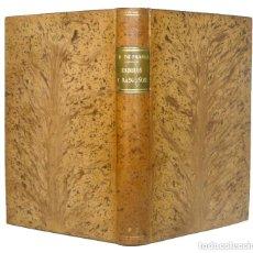 Libros antiguos: 1922 - JOSÉ M. DE PEREDA: ESBOZOS Y RASGUÑOS - PLENA PIEL - TRADICIONALISMO, COSTUMBRISMO, CANTABRIA. Lote 205381527