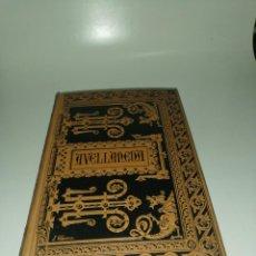 Libros antiguos: EL HINGENIOSO HIDALGO DON QUIJOTE DE LA MANCHA , ALONSO FERNANDEZ DE AVELLANEDA. Lote 205462098