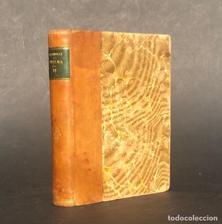 1887 - THELMA, A NOWEGIAN PRINCESS - MARIE CORELLI - (Libros antiguos (hasta 1936), raros y curiosos - Literatura - Narrativa - Clásicos)