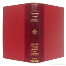 Libros antiguos: 1912 - 1ª ED. ANDRÉ GIDE: LE RETOUR DE L'ENFANT PRODIGUE - EJEM. NUMERADO EN PAPEL VERJURADO - RARO. Lote 205727853