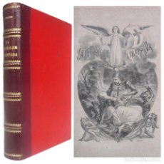 Libri antichi: 1873 - CRUZADAS - TORQUATO TASSO: JERUSALÉN LIBERTADA - ILUSTRADO, 11 LÁMINAS - POEMA EPICO ITALIANO. Lote 205740155
