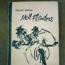 Libros antiguos: MOLL FLANDERS (DANIEL DEFOE) CIRCULO DE LECTORES - CARTONE - SUB01J. Lote 205755256