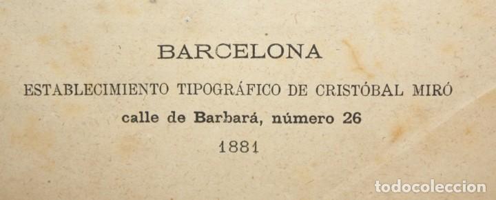 Libros antiguos: DON QUIJOTE DE LA MANCHA. CERVANTES. LAMINAS DE D. RAMON PUIGGARÍ. 4ª EDICIÓN (1881). SALVADOR RIBAS - Foto 2 - 205881241