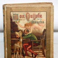 Libros antiguos: DON QUIJOTE DE LA MANCHA. CERVANTES. SATURNINO CALLEJA (EDITOR). 1905. Lote 205885603