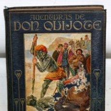 Libros antiguos: AVENTURAS DE DON QUIJOTE DE LA MANCHA. COLECCIÓN ARALUCE. EDITADO POR RAMÓN DE S. N. ARALUCE. Lote 206058201