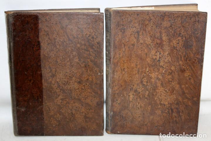 Libros antiguos: EL INGENIOSO HIDALGO DON QUIJOTE DE LA MANCHA. CERVANTES. BIBLIOTECA UNIVERSAL ILUSTRADA. 2 TOMOS - Foto 4 - 206119721