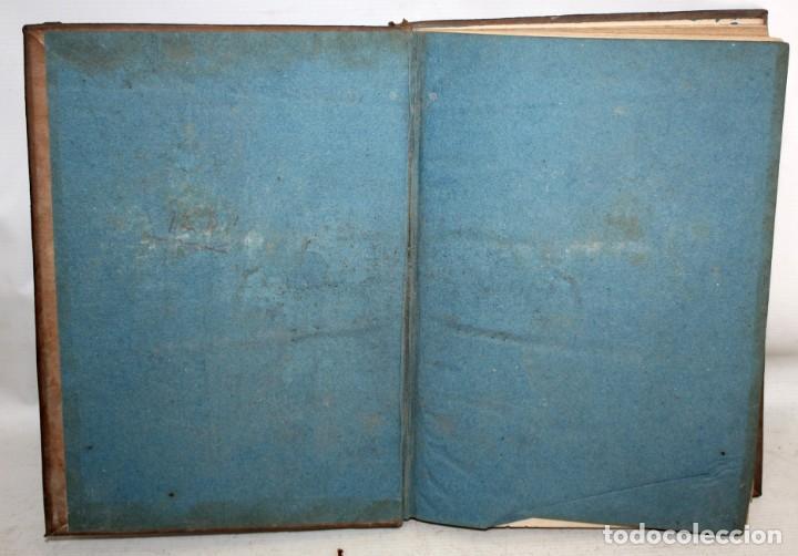 Libros antiguos: EL INGENIOSO HIDALGO DON QUIJOTE DE LA MANCHA. CERVANTES. BIBLIOTECA UNIVERSAL ILUSTRADA. 2 TOMOS - Foto 6 - 206119721