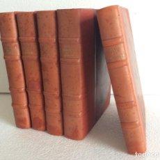 Libros antiguos: DON QUICHOTTE DE LA MANCHE - LA VIE DE CERVANTES ILL. BERTHOLD MAHN. UNION LATINE D'EDITIONS 1935. Lote 206441793