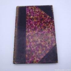 Libros antiguos: GRAZIELLA EPISODIO DE LAS CONFIDENCIAS ALFONSO DE LAMARTINE. Lote 207159201