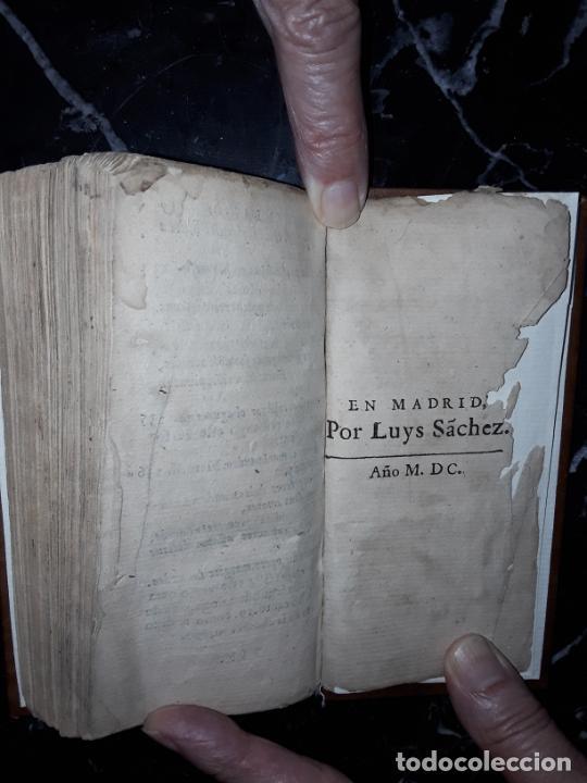 Libros antiguos: Garcilaso de la Vega. Obras. 1600.Buen clásico. - Foto 11 - 207625318