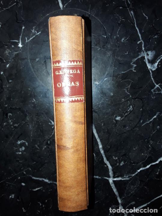 Libros antiguos: Garcilaso de la Vega. Obras. 1600.Buen clásico. - Foto 15 - 207625318