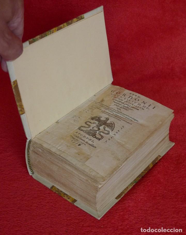 AÑO 1551 - MEDICINA MEDIEVAL - EL FAMOSO LILIUM MEDICINAE - CURAS PARA TODAS LAS ENFERMEDADES (Libros antiguos (hasta 1936), raros y curiosos - Literatura - Narrativa - Clásicos)
