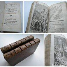 Libros antiguos: AÑO 1759: HISTORIA DE GIL BLAS DE SANTILLANA - GRABADOS, LESAGE. Lote 207881235