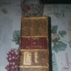 Livros antigos: COLECCIÓN DE MANUSCRITOS AÑO 1800. Lote 208108617